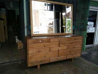 Multi-used cabinet drawer