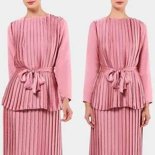 AERE PLEATED TOP