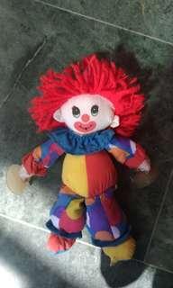 🚚 小丑玩偶