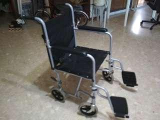Lightweight Compact Wheelchair