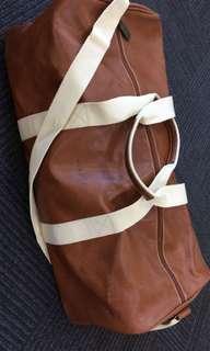 Leather Aramis Duffel bag