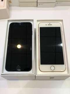 iphone7 32g 霧黑 玫瑰金
