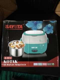 Sayota Electric Lunch Box SL 101S