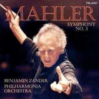 馬勒:第三號交響曲/班傑明.詹德指揮/英國愛樂管弦樂團(3CD)