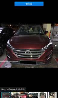 hyundai tucson accessories   Others   Carousell Singapore