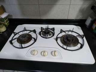 煤氣爐 只合煤气only for towngas stove. towngas cooker