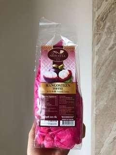 未過期)超夯零嘴❤️泰國機場購入,山竹奶糖
