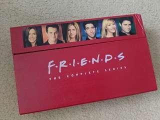 Friends dvd complete box set