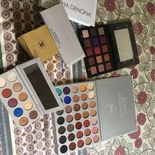 High End Make up