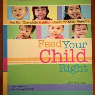 Feed Your Child Right Book