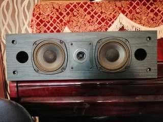 Wts: Mirage Center Speaker