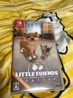 Switch Little Friends Dogs and Cats