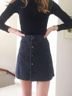 New Wrangler Mini Skirt