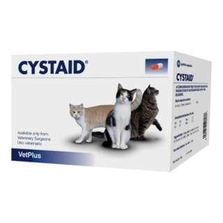 (南南貓舍) VetPlus Cystaid Plus 利尿通 貓用 膀胱修復 240粒 膠囊裝