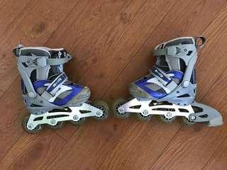 Rollerblades from Decathlon