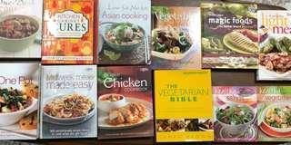 🚚 Cookbooks by Reader's Digest