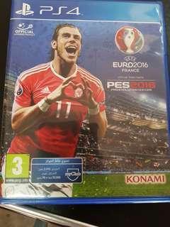 PS4 PES2016 Pro Volution Soccer