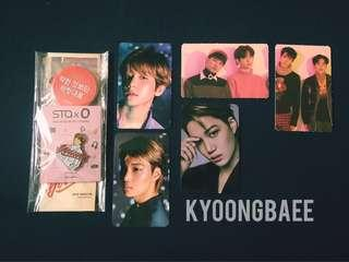 [WTS/READY STOCK] EXO VARIOUS PHOTOCARD