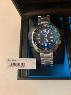 Seiko Prospex Blue Lagoon Diver's 200m (SRPB11J1) - J version