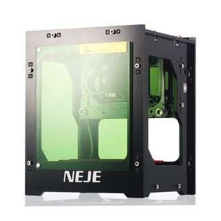 NEJE DK-8-FKZ 1500mW USB Laser Engraving Machine for Laptop