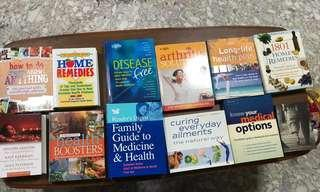 🚚 Health / Medical books by Reader's Digest