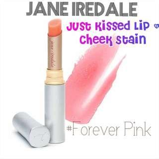 Jane Iredale Just Kissed Lip and Cheek Stain 熣燦滋潤豐唇蜜 3g