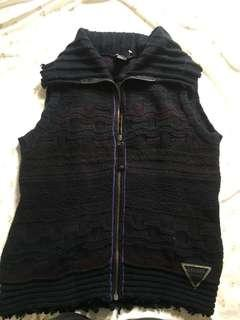 Dessel品牌義大利製造🇮🇹100%羊毛衫背心 男裝上衣外套開衫 L碼數
