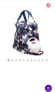 Sarah Well's Lizzy Pump bag