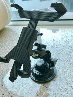 Tablet Mounting 汽車用吸盤平板電腦支架