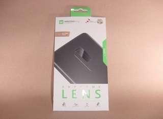 SAMSUNG GALAXY NOTE 9 軟性鏡頭玻璃貼 防指紋 0.2mm AT品牌榮獲:最佳手機配件大獎