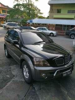 Kia sorento 2006 / 4x4 / 2.5 Diesel