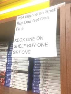 Video game blowout sale