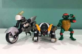 Combo/lot Vintage Toys