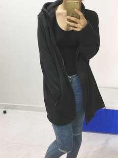 fleece coat jacket