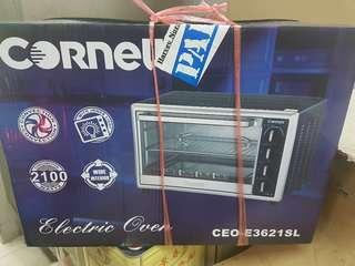 🚚 Cornell Electric Oven