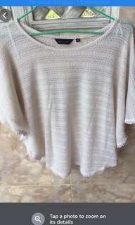 new look batwing knit
