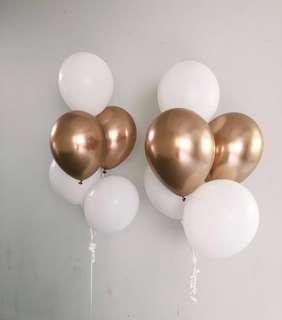 🚚 Helium Balloon Bouquet