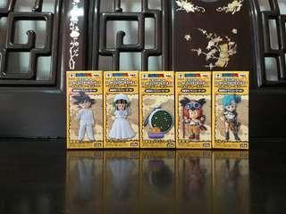 WCF Dragon Ball Goku & Chi Chi Wedding Set