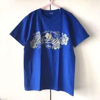 Las Vegas Boys' Blue Souvenir Shirt (7-9 years old)