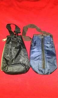 🚚 🌼 銅板價$50🌼 黑、藍色 飲料提袋