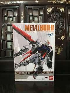 Gundam Seed Metal Build Strike