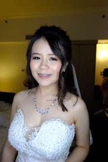 🚚 Bridal makeup