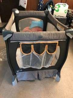 多功能BB初生至三歲可用的BB床
