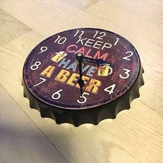 Vintage Wall Clock 掛牆鐘
