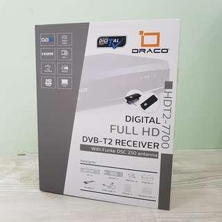 Draco HD Receiver HDT2-7700