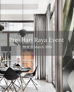 PRE-HARI RAYA RENOVATION SALE