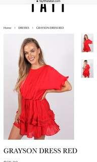 Fayt the label dress