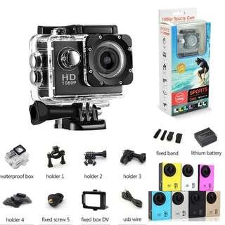 FULL HD1080 Waterproof Action Camera