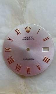 Rolex ref 6694 dial