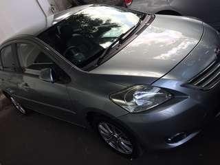 Toyota Vios 1.5 Auto E 2011